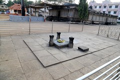 The place of Bottharaja Bali pooja (2)