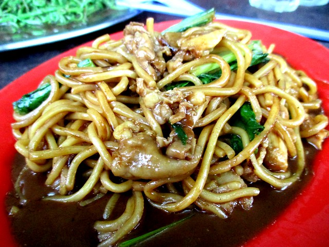 Siong Lok Yong Foochow fried noodles