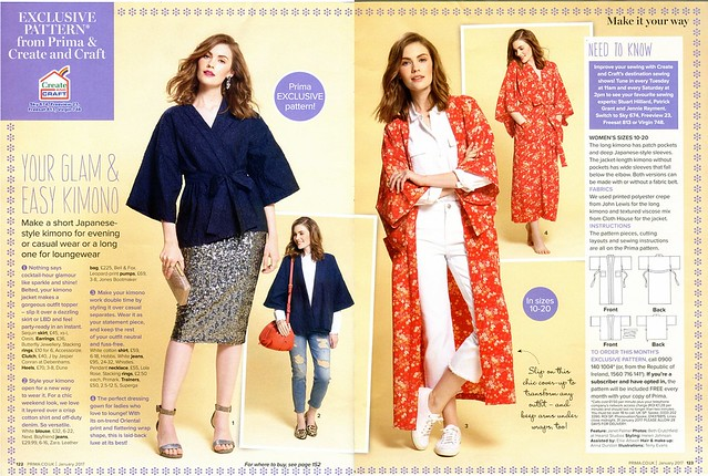 Prima Magazine - Pattern, Jan 2017 (02)
