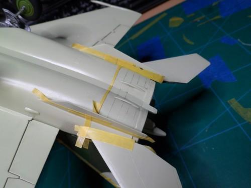 Pas-à-pas : MiG 25 Foxbat [Condor 1/72] - Page 3 32265515696_f27d4616ec