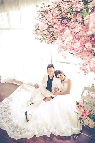 跨海飛越千里~Kiss九九麗緻婚紗替我們在台灣創造了幸福婚紗回憶錄 (7)