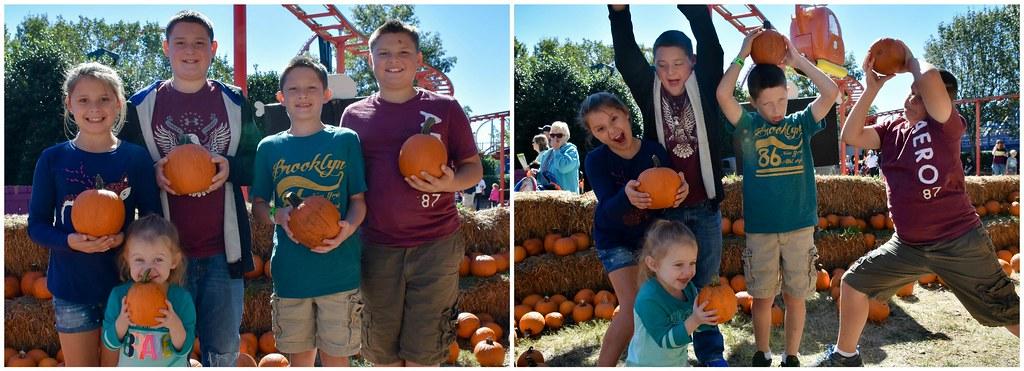 pumpkin kiddos