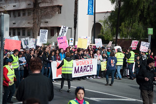 2017-01-21 San Jose Women's March | by silent (e)