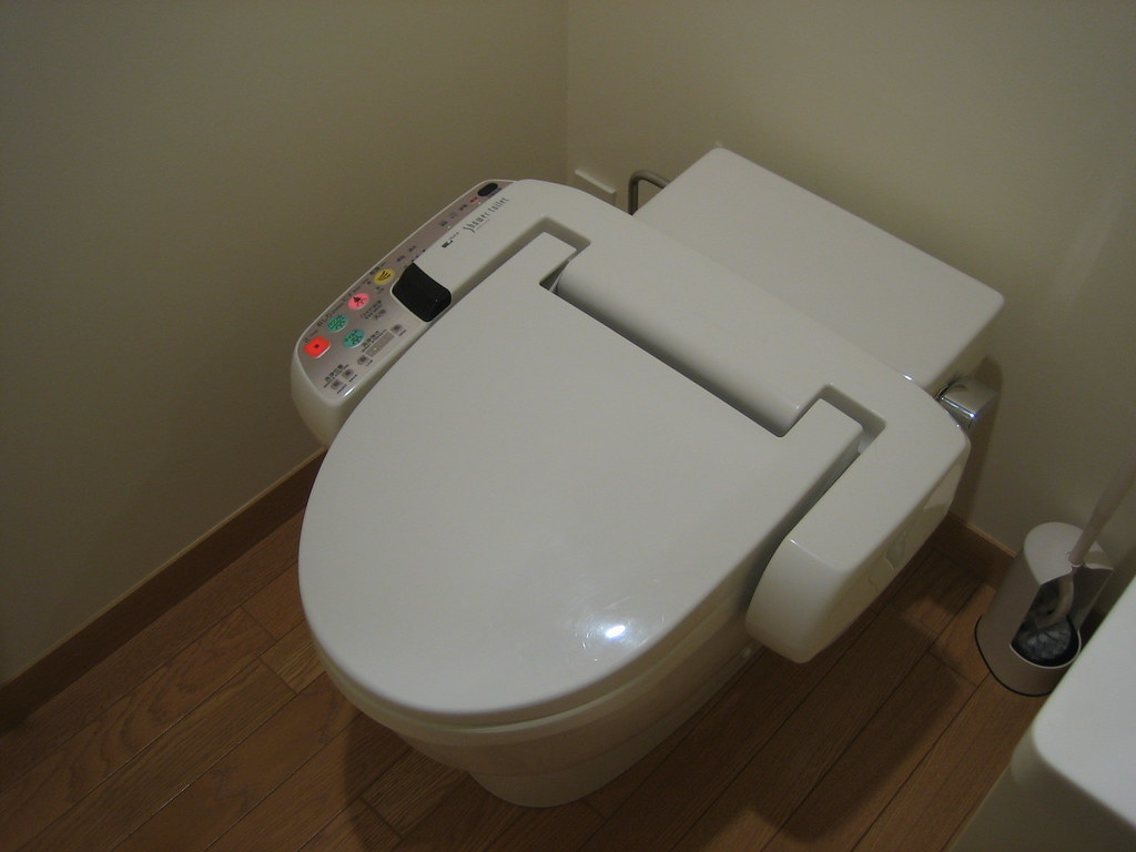 Japanese Toilet | Andrew Shieh | Flickr