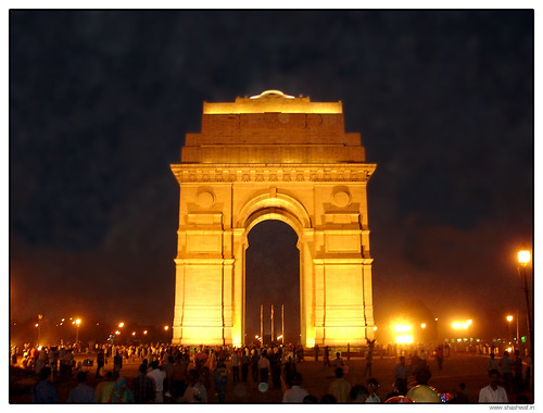 IndiaGate - Night | by Shashwat_Nagpal