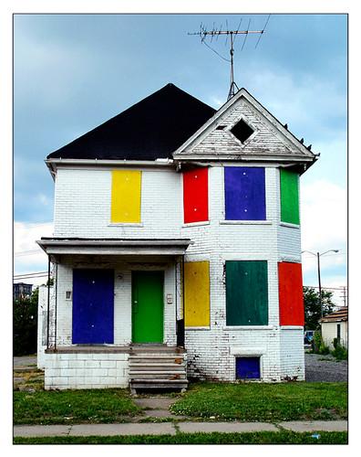 Rainbow Crackhouse Mexicantown Detroit Mi My Favorite