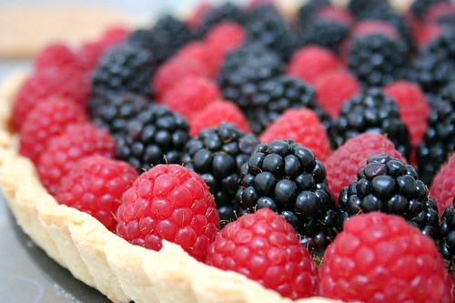 berry tart of the black and rasp variety | by smitten kitchen