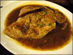 Veal scallopini | by plhu24