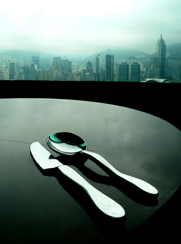 Knife and Spoon in Hong Kong | by aldask