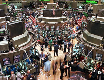 ... NYSE Floor View   By Heartsr3