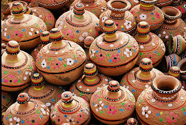The Pakistani Piggy Bank These Are Called Gallas