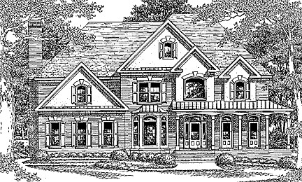 Homeplan 5863 From Dreamhomesource Tidewater Muse Flickr