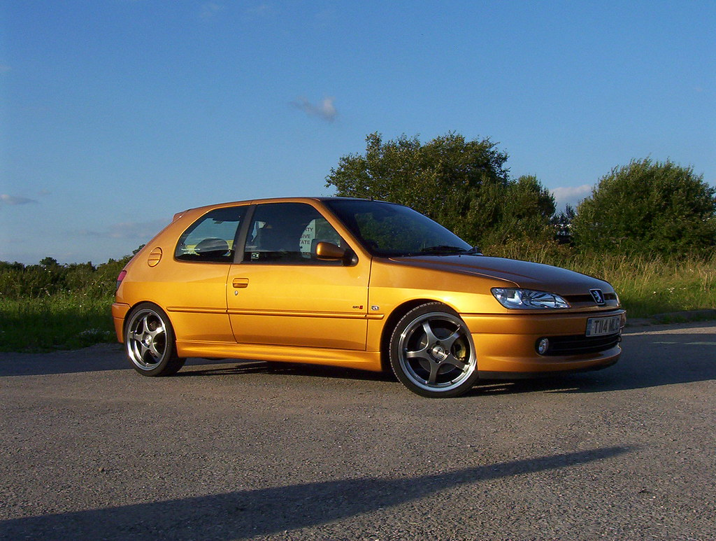 My Peugeot 306 Gti 6 Just Polished Andrew Eaton Flickr