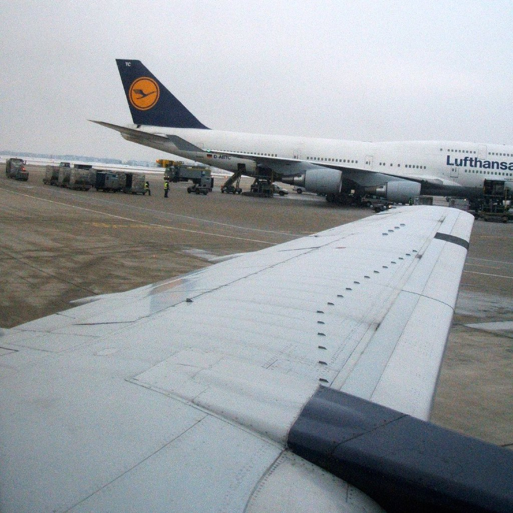 LH Lufthansa @ ORD Chicago O'Hare Airport | 200V ...