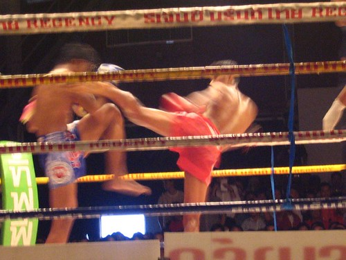 Muay Thai Boxing | by The Philosophy of Photography