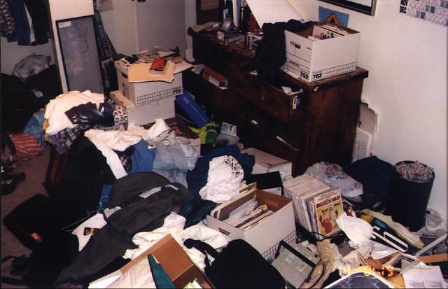 Messy Room Nate Grigg Flickr