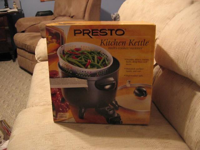 Presto Kitchen Kettle On Sale In Stores Minneapolis