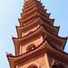 Looming Pagoda