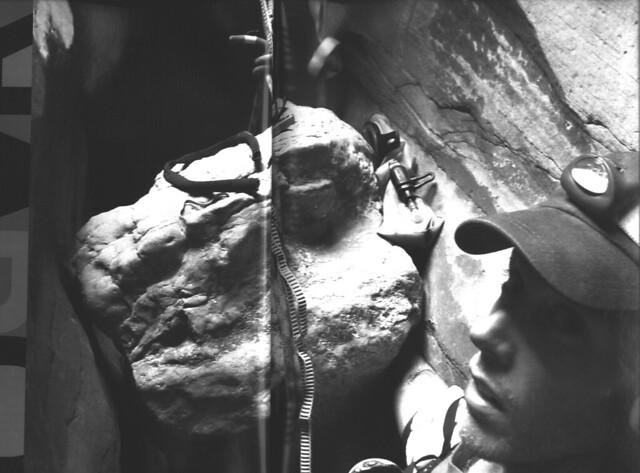 Aron Ralston - Bluejohn Canyon