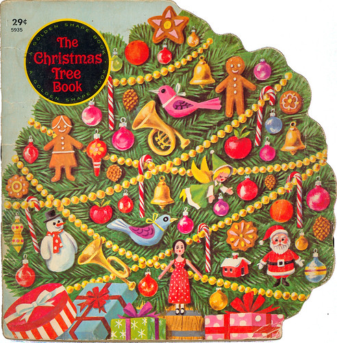The Christmas Tree Book: Cover