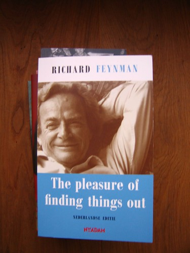 R. Feynman - The pleasure of finding things out | by __Fabio
