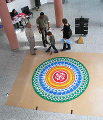 Rangoli 3 | by teachICT