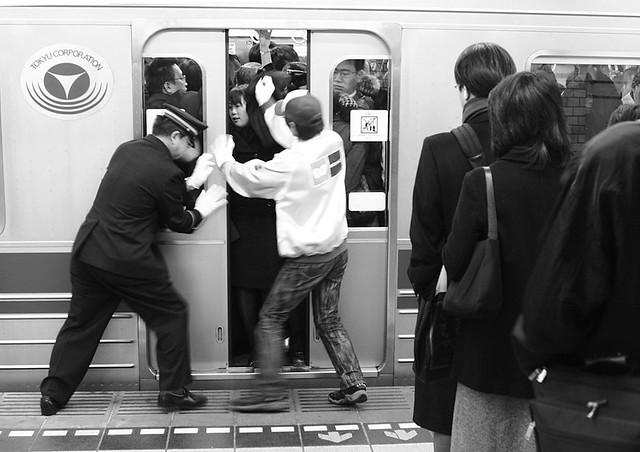 Tokyo Subway (3)