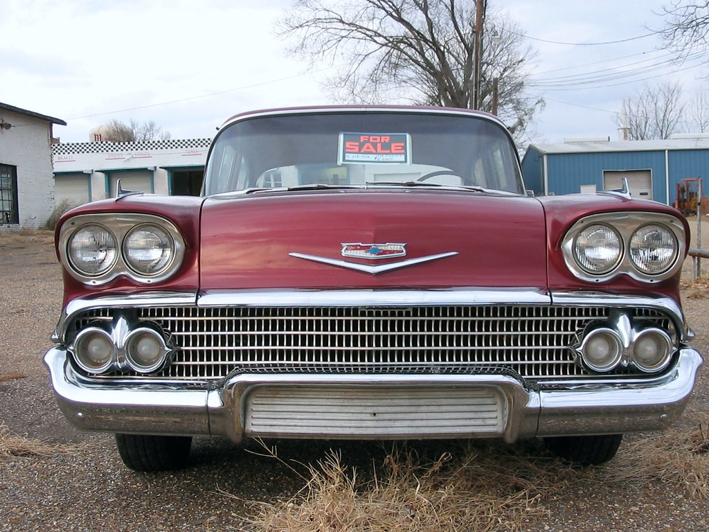 2006 Chevy Impala For Sale >> 1958 Chevrolet Belair | A 1958 Chevrolet Belair for sale ...