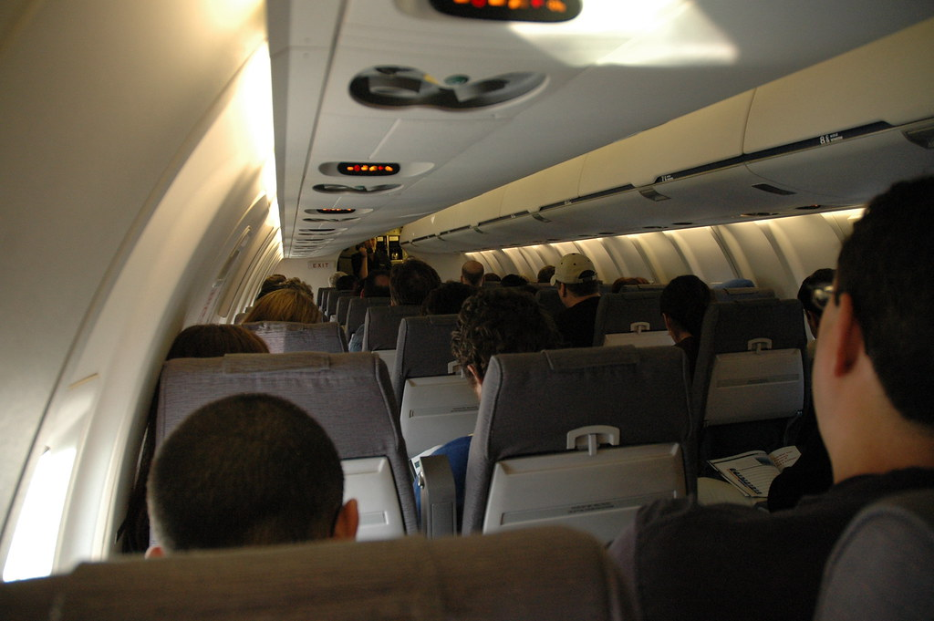 United Express Crj 200 Still As Comfortable But With A
