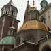 Wawel Cathedral Dome and Spires