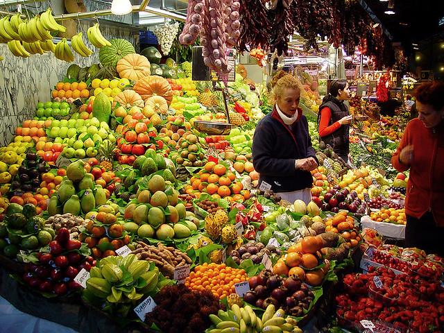 Farm Fresh Foods Menu