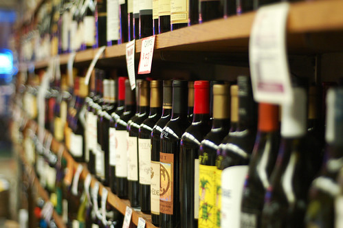 wine shop | by paul goyette