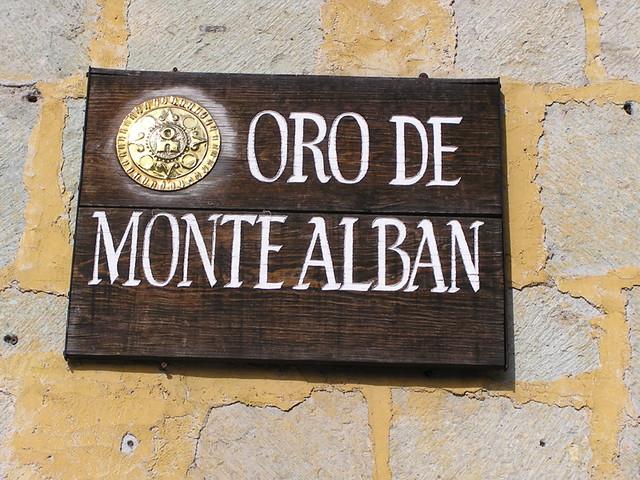 Oro de Monte Alban @Orodemontealban