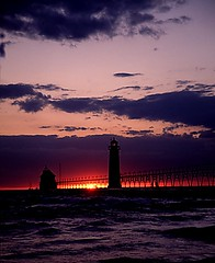 Grand Haven Sunset - 2 | by Mrs. Terry