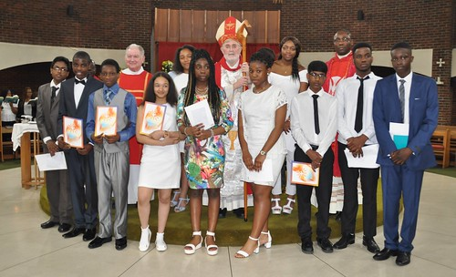 150526 - Confirmation Beckenham Hill 2015