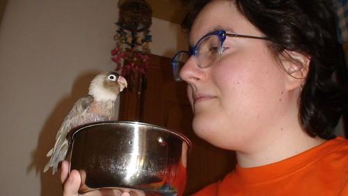 Txus y Hedwig