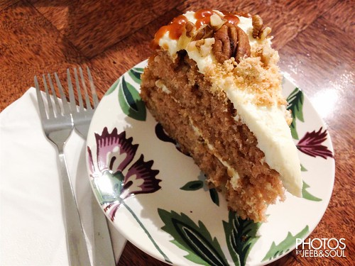 Dessert @ Cake Jalan Tiung