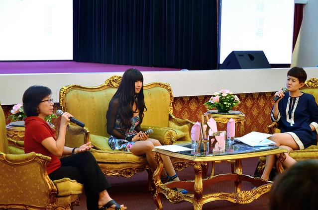 Jessie Chung Lancar Album Baru di Malaysia