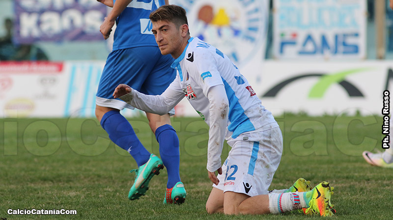 Andrea Mazzarani, falso nueve da non riproporre...