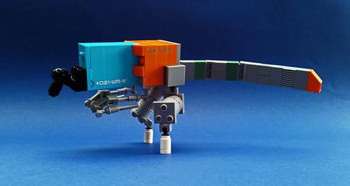 """""""TYRANT"""" drone [prototype]"""