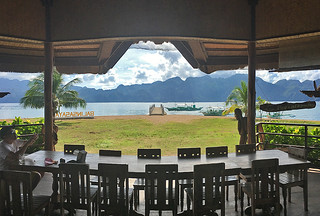 Coron - Balinsasayaw Resort welcome view