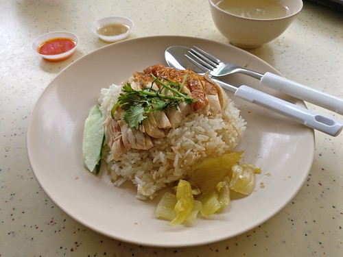 Tiong Bahru Boneless Chicken Rice