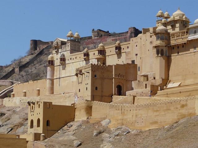 Fuerte de Amber (India)