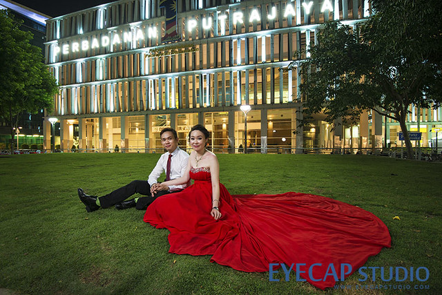 Oversea Pre Wedding Photography Service
