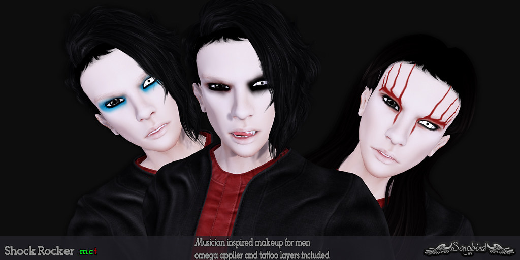 ~SongBird~ Shock Rocker Updated!