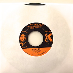 JAMES BROWN:LET A MAN COME IN AND DO THE POPCORN PART ONE(JACKET A)