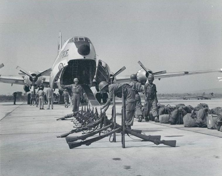 Les Forces Armées Royales au Congo - ONUC - 1960/61 32530226121_f30f861dcf_o