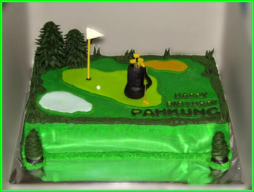 Cake Golf