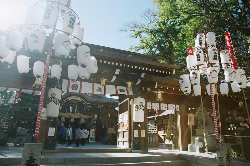 櫛田神社|節分