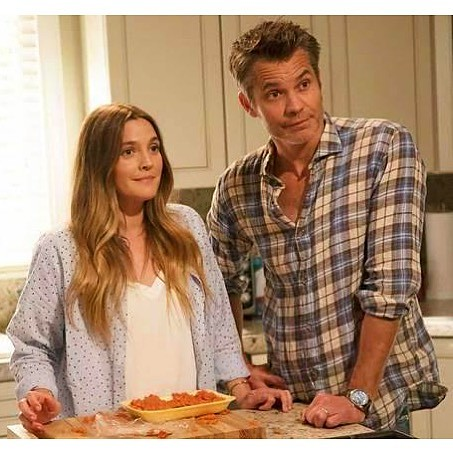 "I thought I was over shows about zombies, but along came ""Santa Clarita Diet"". It's adorable!"